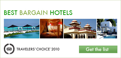 best bargain hotels